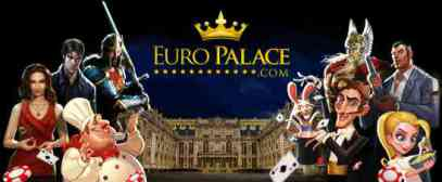 Euro Palace bonusy